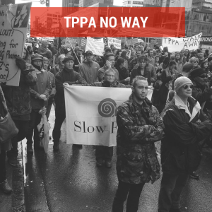 TPPA No Way