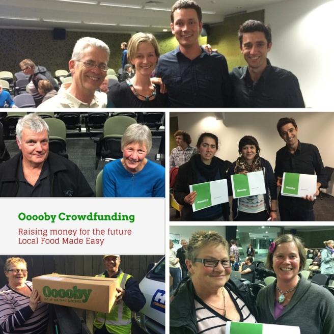 Ooooby Crowdfunding 2015